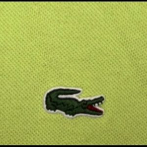 3 Lacoste shirt SZ Small S